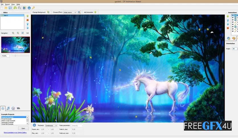 DP Animation Maker 3.5 For Lifetime