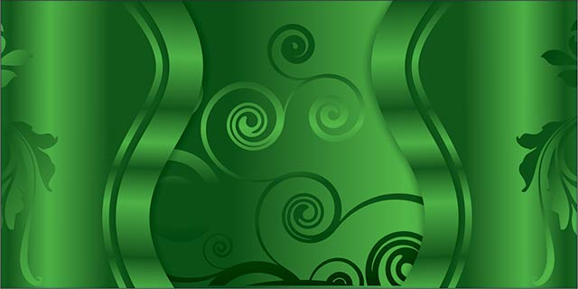 Green Floral Background Free Stock Image & Vector Download - Inqalabgraphic