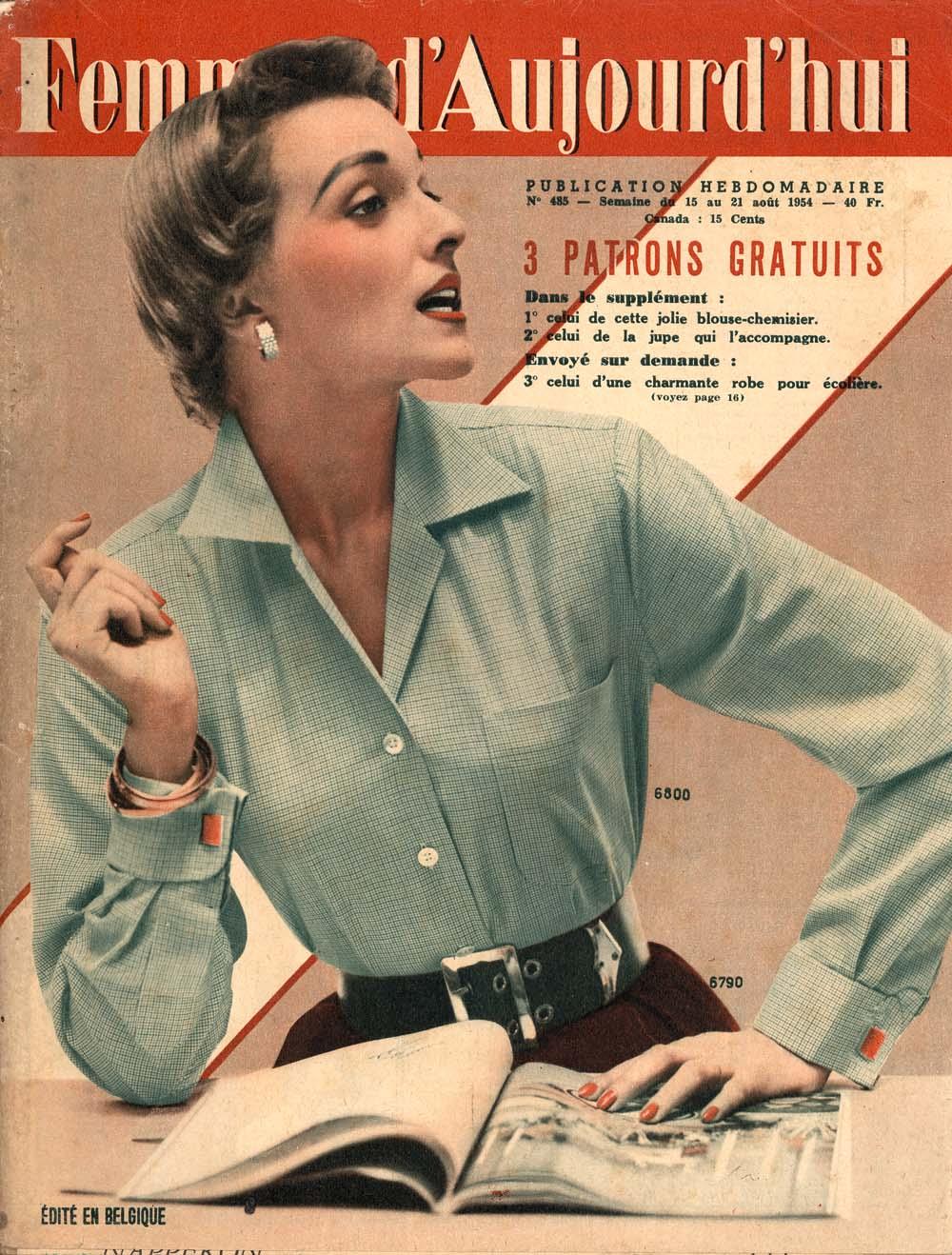 vintage magazine todays