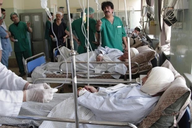 काबुल बम विस्फोटमा बाँचेका नेपाली सुरक्षा गार्ड रोकाया भन्छन्, 'म सुरक्षित छु, घर फर्कन्छु।