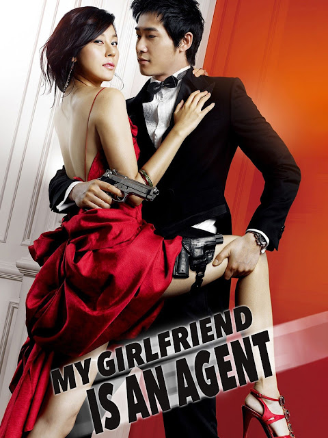 Synopsis My Girlfriend is an Agent | Beautiful Woman in Action