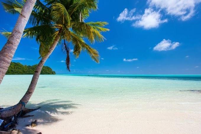 Famoso ponto turístico proibiu a venda e uso de protetor solar