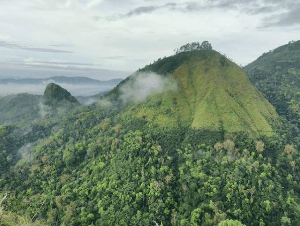 Wisata alam Magelang hits Gunung Giyanti