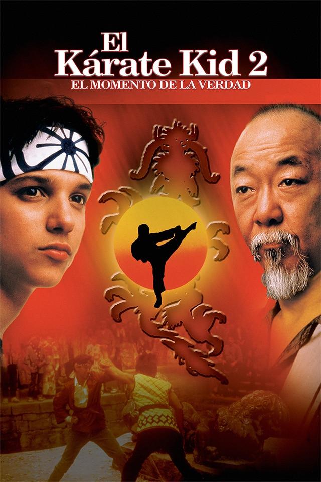 El Karate Kid 2 (1986) Full HD 1080p Latino