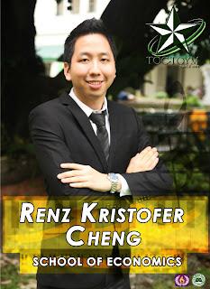 Renz Cheng as a TOCTOYM Finalist