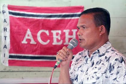Pak Cek: Permintaan Referendum Sebagai Sikap Politik Aceh