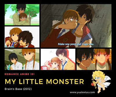 Romance Anime: My Little Monster