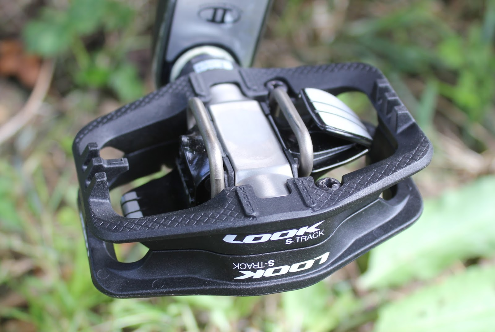 Review Look S Track Race Mountain Bike Pedals