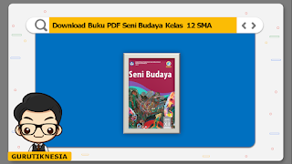 download ebook pdf  buku digital seni budaya kelas 12 sma/ma