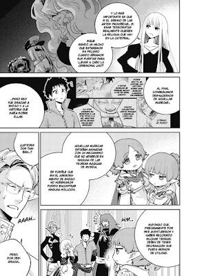 Reseña de Final Fantasy: Lost Stranger vol. 4 de Hazuki Minase y Itsuki Kameya - Norma Editorial