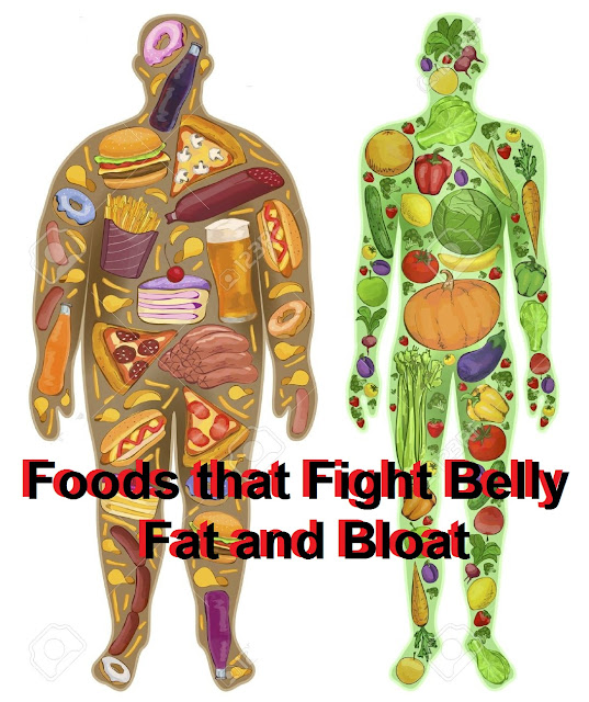 Foods that Fight Belly Fat and Bloat