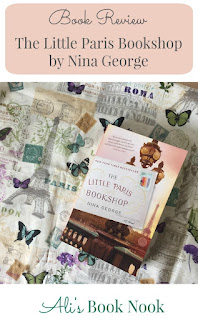 Book Review of The Little Paris Bookshop by Nina George