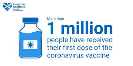 110221 Scotland vaccine 1 m doses