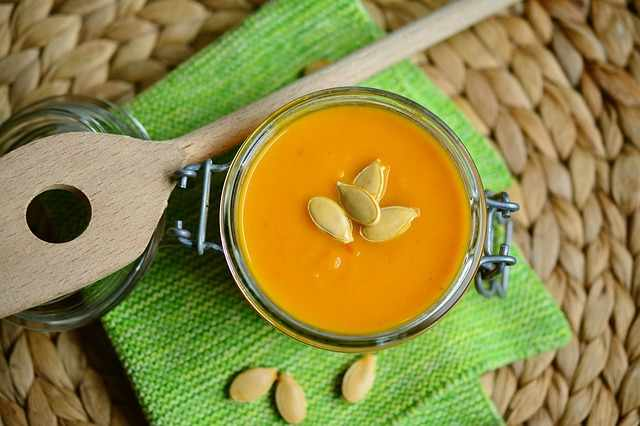best pumpkin soup with coconut milk recipe