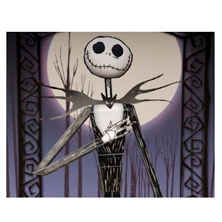 Nightmare before christmas paper crafts