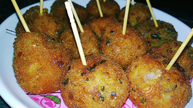 Potato Lollipop Recipe In Hindi
