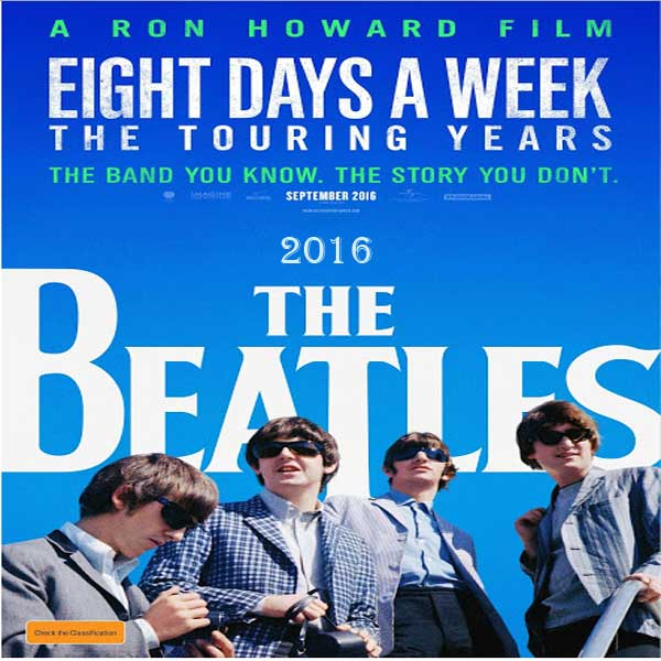 Eight Days a Week, The Beatles: Eight Days a Week-The Touring Years, Film The Beatles: Eight Days a Week-The Touring Years, The Beatles: Eight Days a Week-The Touring Years Movie, The Beatles: Eight Days a Week-The Touring Years Synopsis, The Beatles: Eight Days a Week-The Touring Years Trailer, The Beatles: Eight Days a Week-The Touring Years review, Download Poster Film The Beatles: Eight Days a Week-The Touring Years 2016