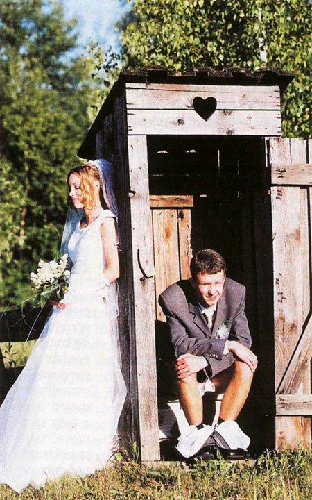 preparado para o casamento
