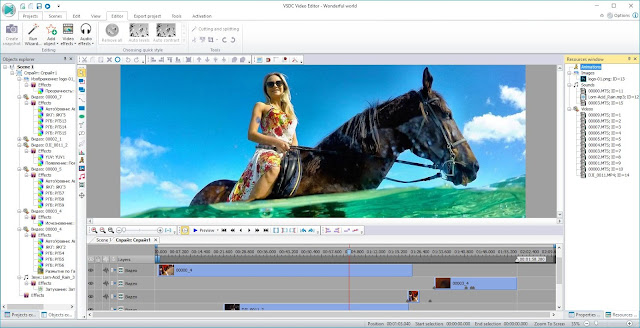VSDC Free Video Editing Software Download