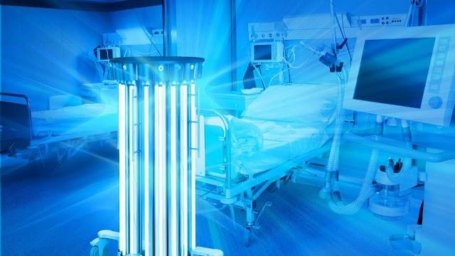 Pesquisadores estudam luz ultravioleta mais segura para combater vírus