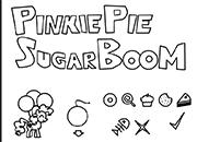 Pinkie Pie en Sugar Boom
