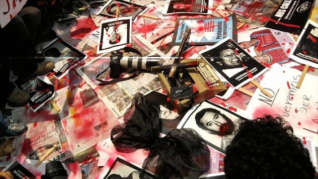 Periodistas latinoamericanos, en peligro por impunidad y silencio