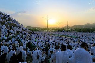 islamic image hajj arafah