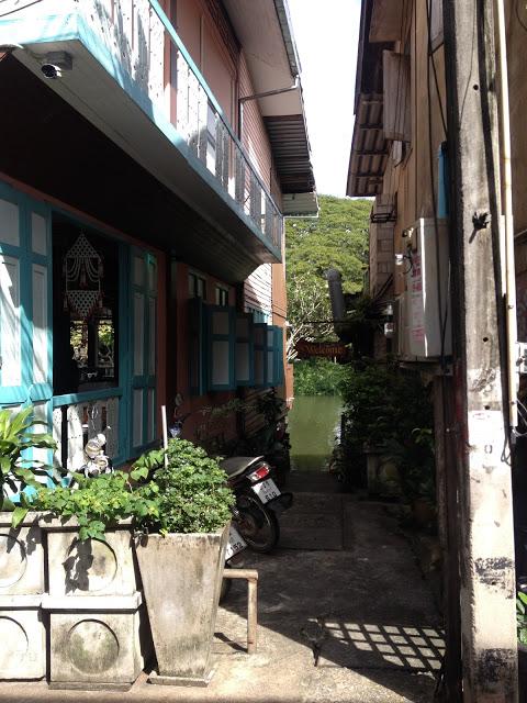 shops in old town, Chanthaburi, Thailand