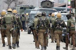 India Tarik Lebih dari 7.000 Pasukan dari Kashmir