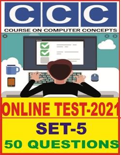 CCC ONLINE EXAM PASSING SERIES - 2021