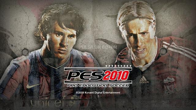 تحميل لعبة بيس 2010 بمساحة 2.5 جيحا