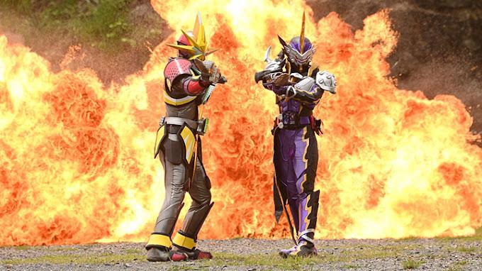 Kamen Rider Saber Episode 45 Subtitle Indonesia