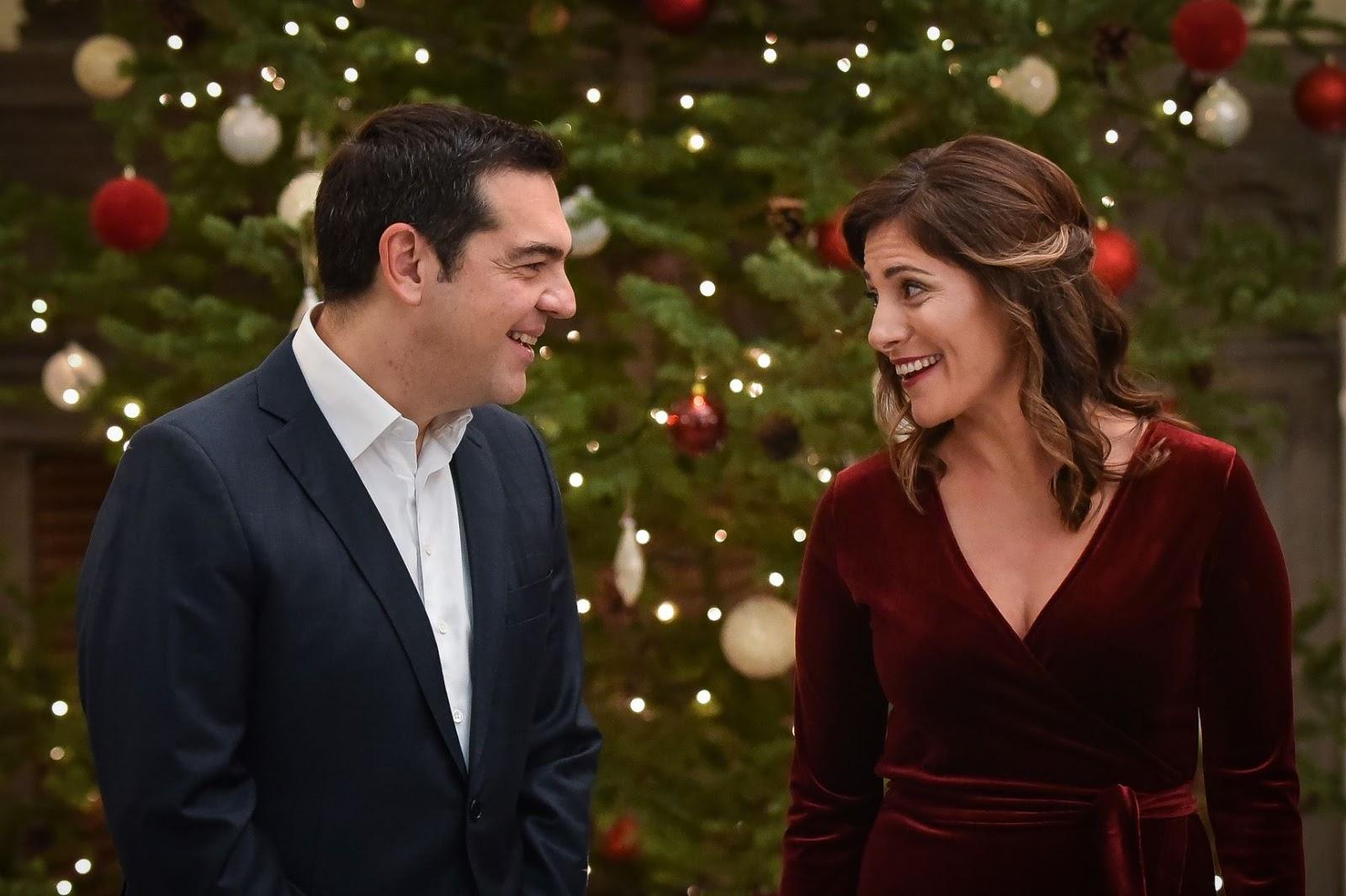 Η σύζυγος του Αλέξη Τσίπρα, Μπέτυ Μπαζιάνα, επίκουρη καθηγήτρια του Πανεπιστημίου Θεσσαλίας στο Τμήμα Πληροφορική Λάρισας