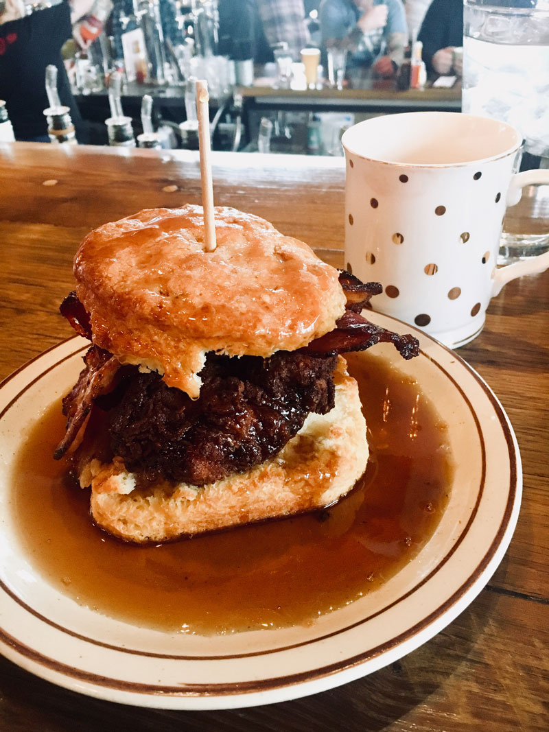 Denver Biscuit Co.'s the Lola