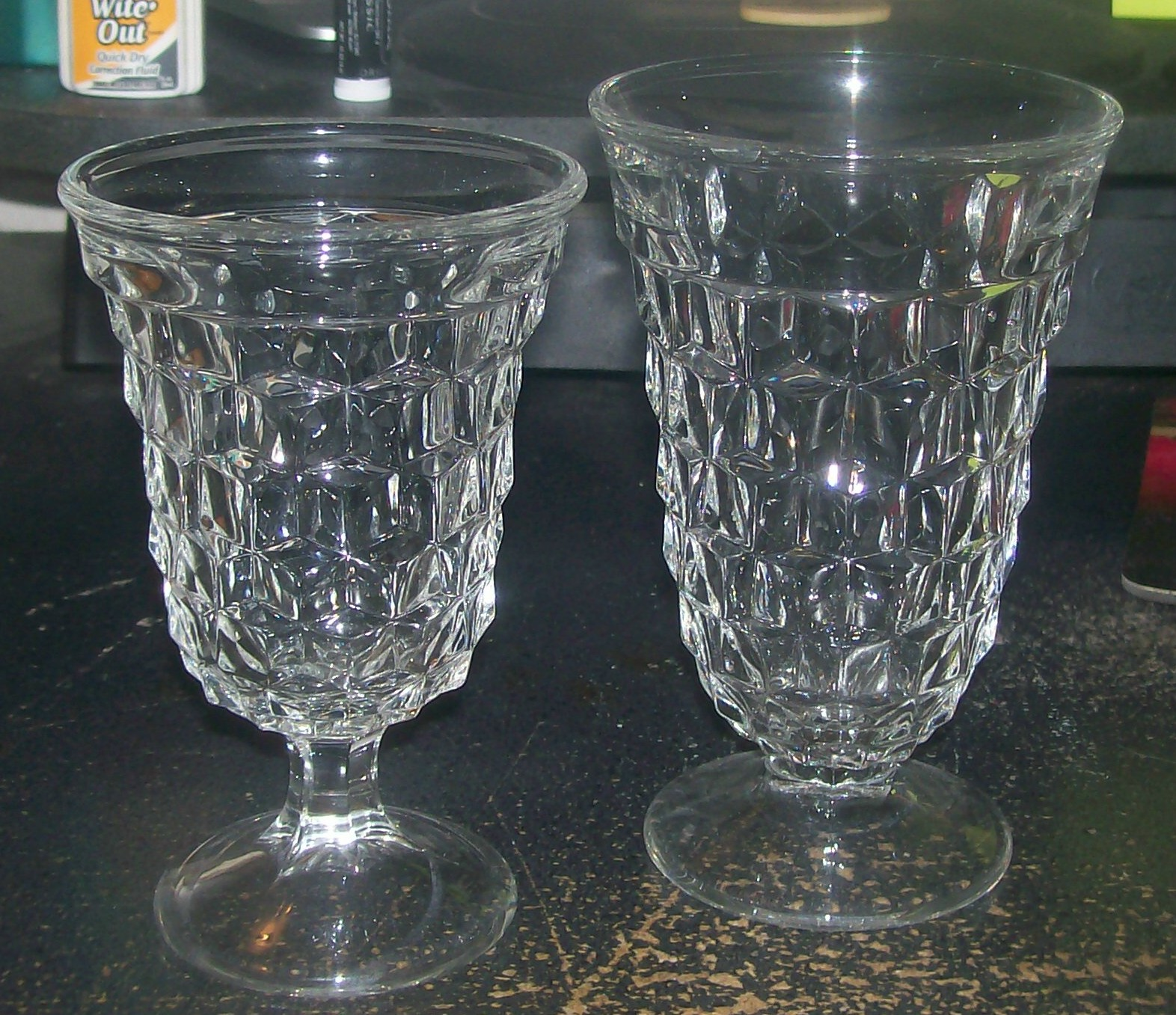 Vintage Crystal Glass 28