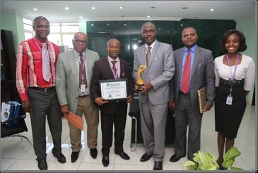 Covenant University Wins 'Best Use of Technology' Award