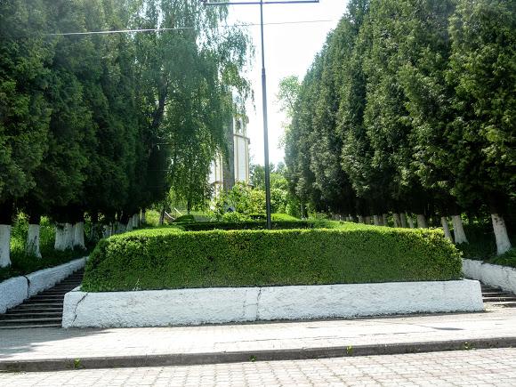 Долина. Військовий меморіал Другої світової війни