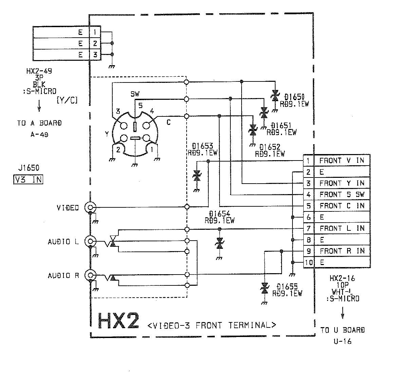 gionee p2 pcb diagram