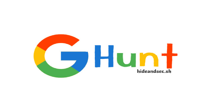 GHunt : Tool To Extract Information From Google Account