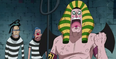 One Piece Episódio 437
