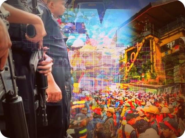 Polisi Antisipasi Mogok Kerja Karyawan PTFI