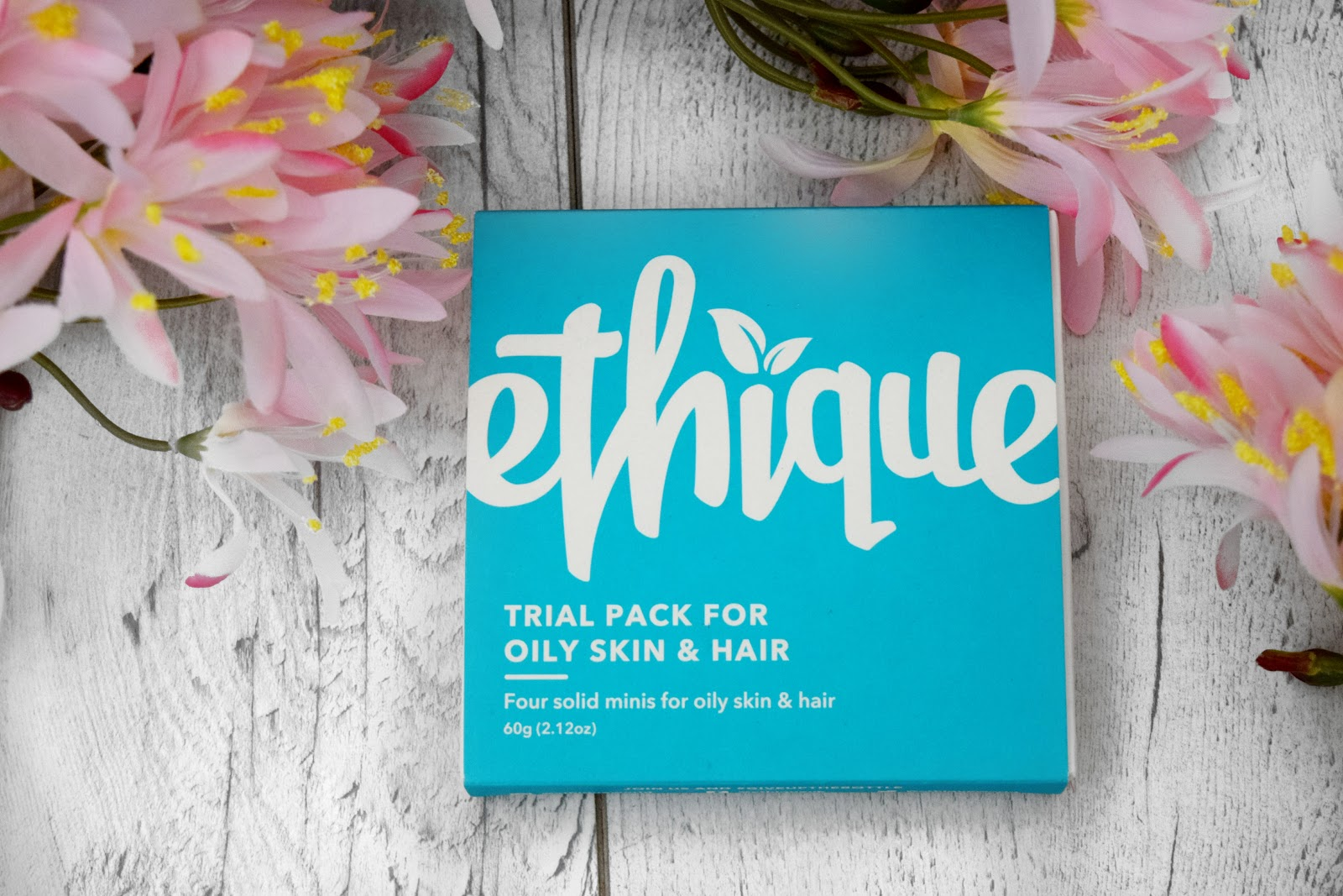 Ethique Trial Pack Oily Hair
