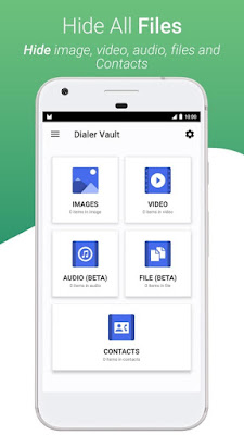 تحميل تطبيق قفل الفديوهات بكلمة سر بصمة
