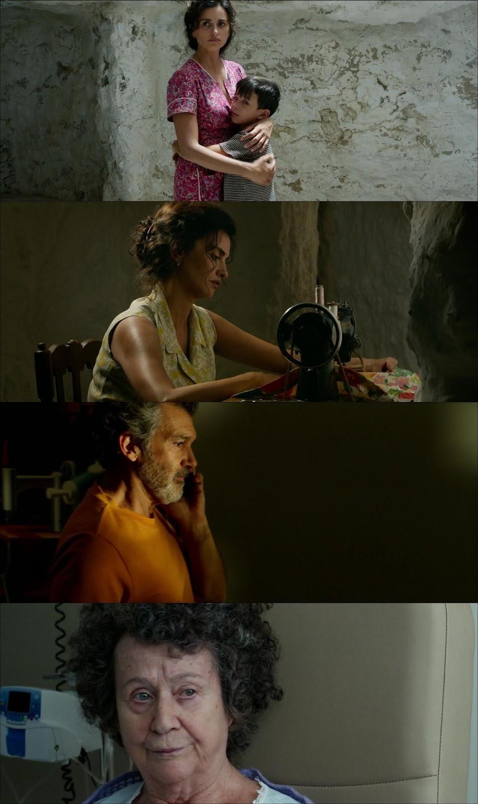 Dolor y Gloria (2019) HD 720p Castellano