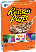 Reese's Puffs Packaging
