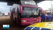 Ônibus irregular é apreendido no MA transportando passageiros para São Paulo