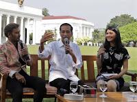 Bukan Tokoh atau Orang Sukses, Ini yang Menginspirasi Presiden Jokowi