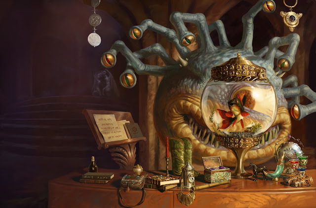 Reseña D&D - Xanathar's Guide For Everything