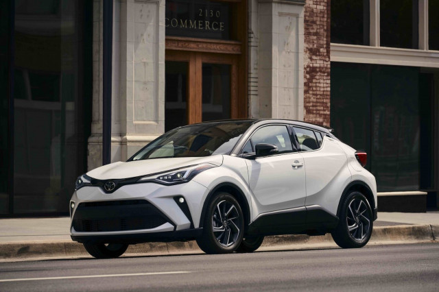2021 Toyota C-HR Review