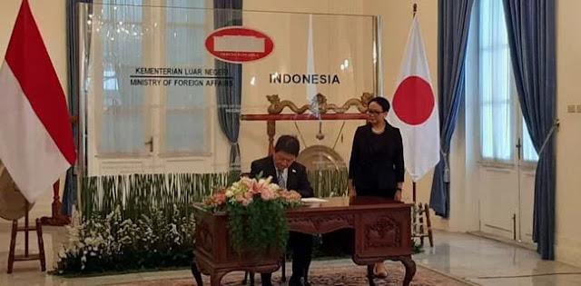 Jokowi Minta Jepang Investasi Di Natuna